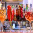 Коктейли с шампанским: романтичная классика