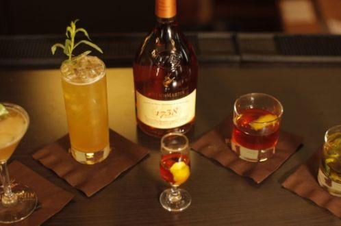 Коньячные коктейли — элегантная простота в бокале