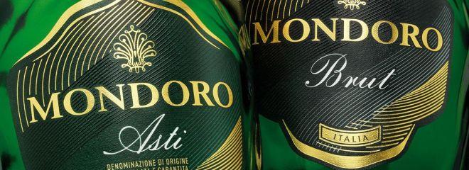Шампанские вина Мондоро — все золото мира
