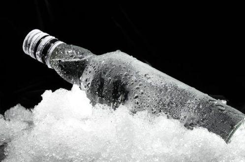 Выморозка — как действенный способ очистки самогона