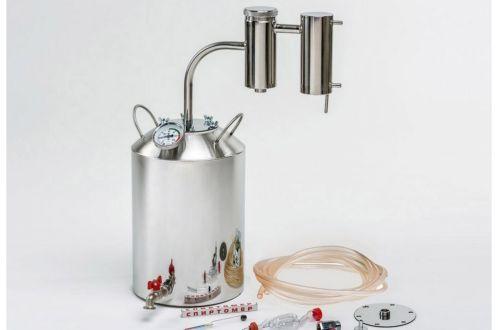 Технология приготовления самогона