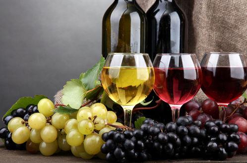 Основные сорта винограда используемые в виноделии