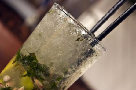 Рецепт алкогольного мохито