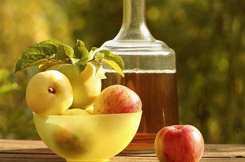 Наливные яблочки  — в домашнюю наливку