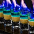 Все о коктейлях с абсентом — адски горячих напитках