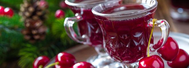 Рецепты приготовления вишневого сидра