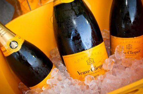 Уникальное шампанское от уникальной Мадам Клико