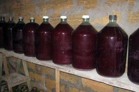 Вопросы продажи домашнего вина