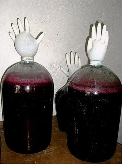 Делаем вино из изюма в домашних условиях - правильный 46
