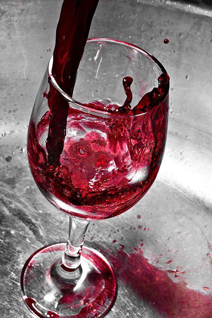 Пошаговое приготовление виноградного вина