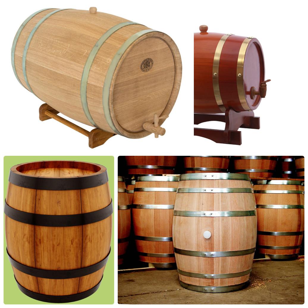 Просушить деревянные бочки