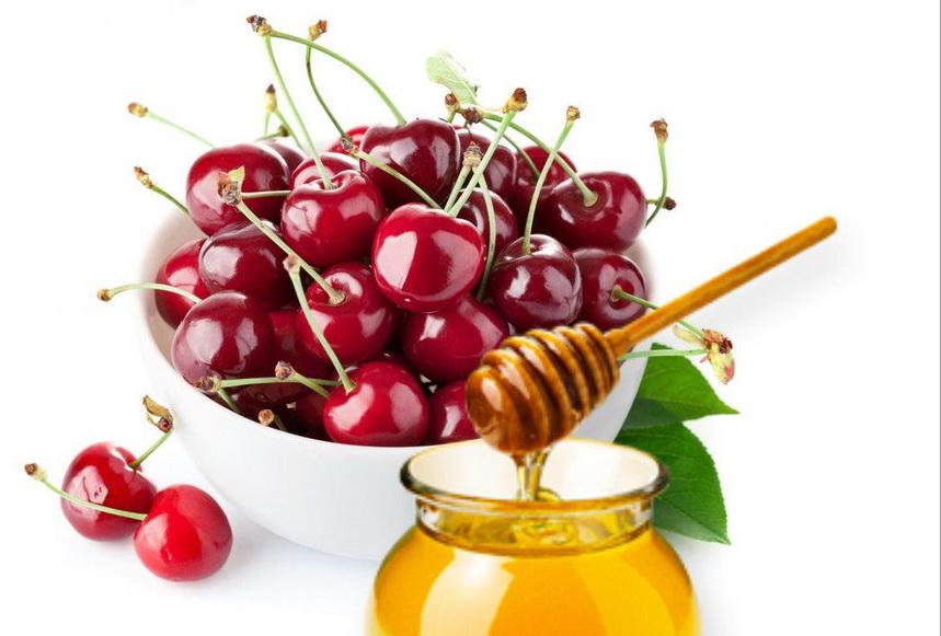 вишневая наливка с медом