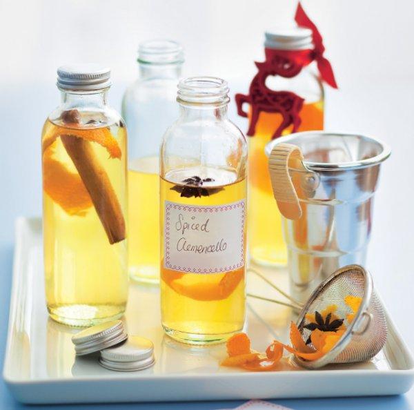 мандариновая водка