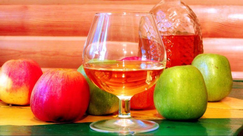 домашняя яблочная настойка