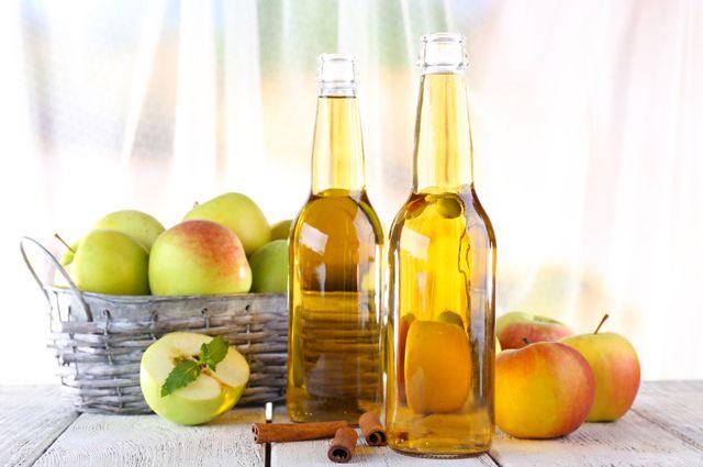 домашний кальвадос из яблок