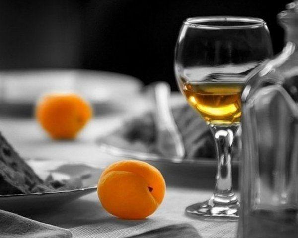 наливка из абрикосов
