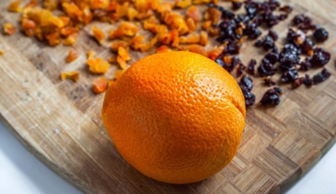 настойка на черносливе с апельсином