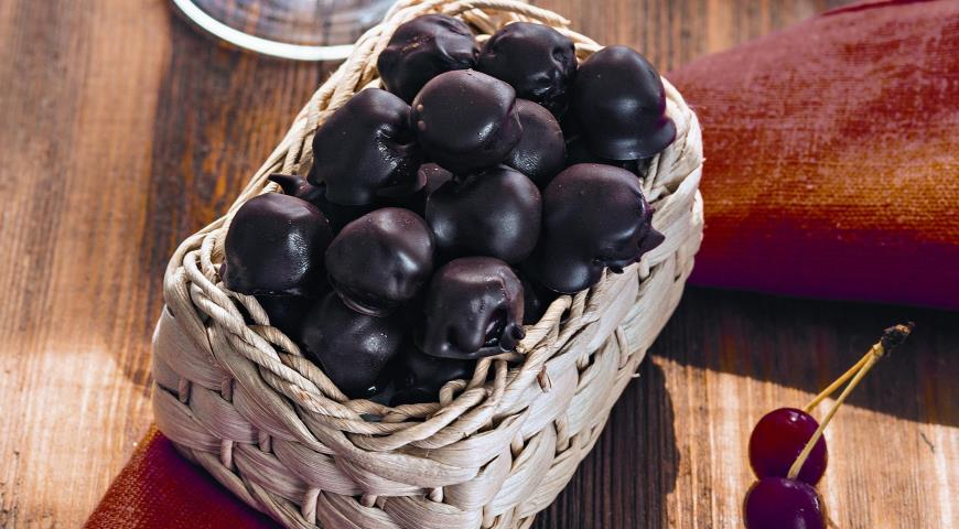 рецепт конфет коньячная вишнявишня