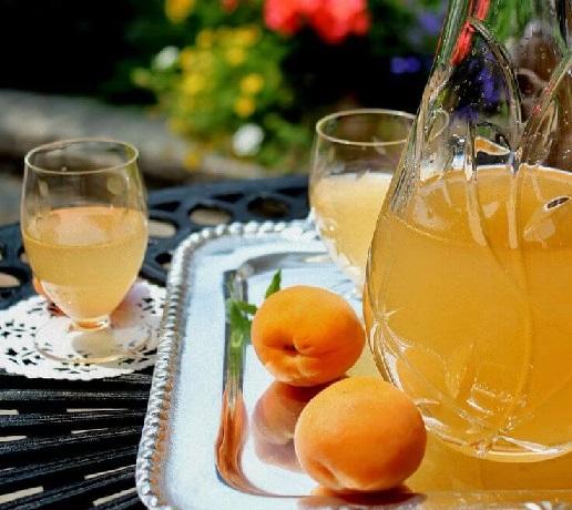 наливка из абрикосов без водки