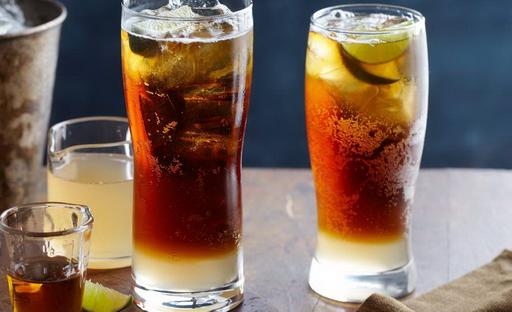 коктейли с коньяком и пивом