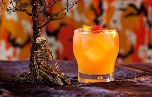 коктейль Зомби с ромом