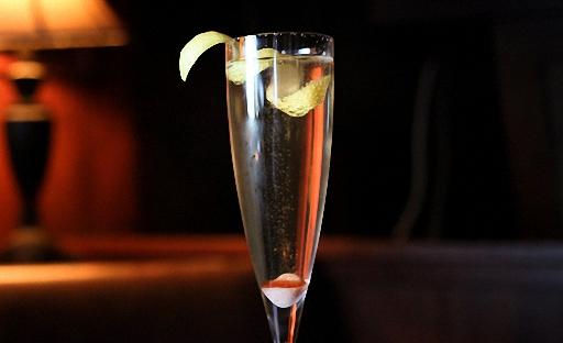 коктейли с коньяком и шампанским