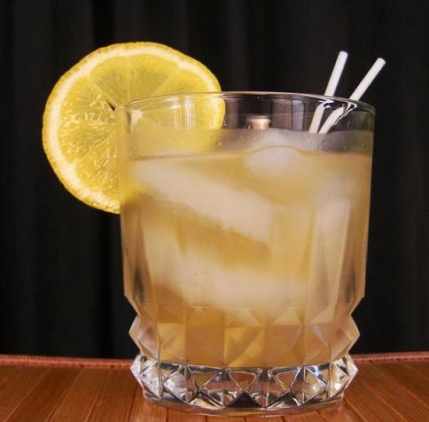лимонные коктейли с виски