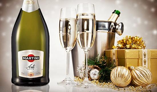 шампанское мартини асти