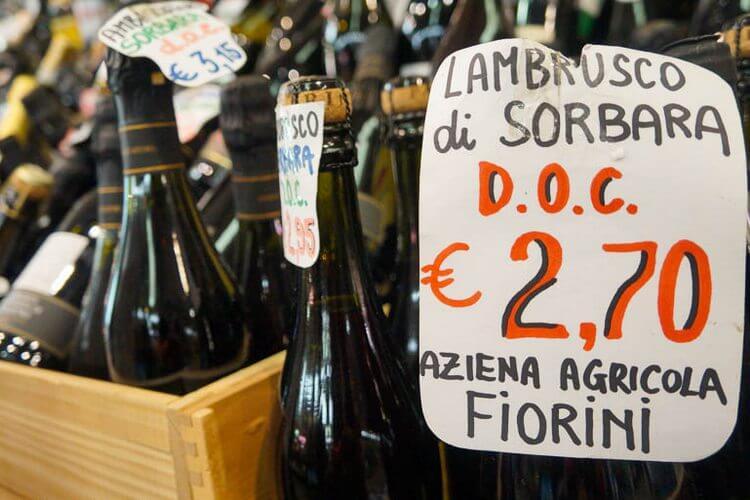 стоимость вина
