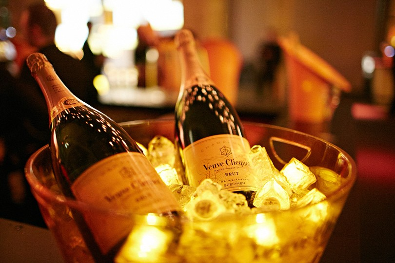 шампанское клико