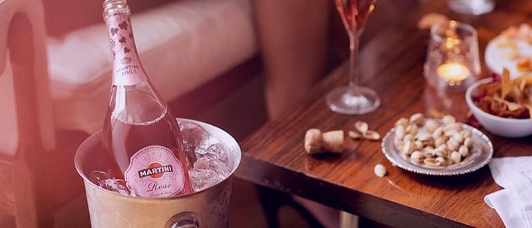 мартини розе